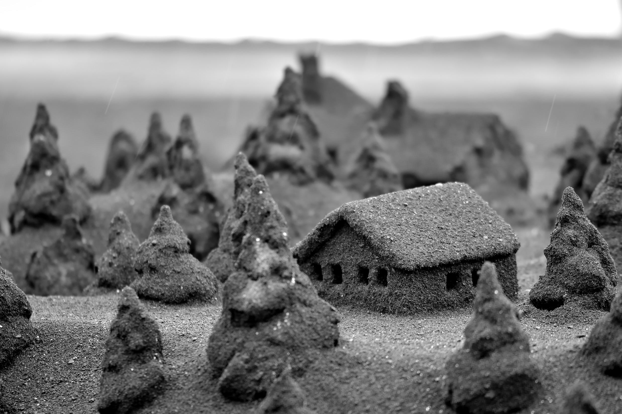 madeira beach village black sand