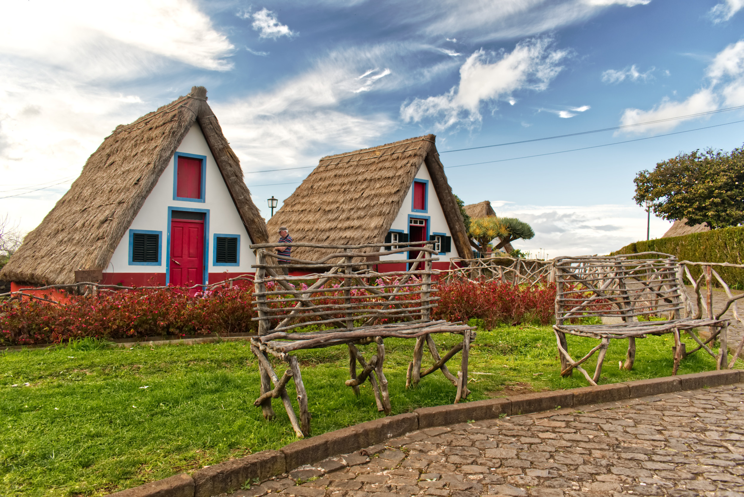 madeira village