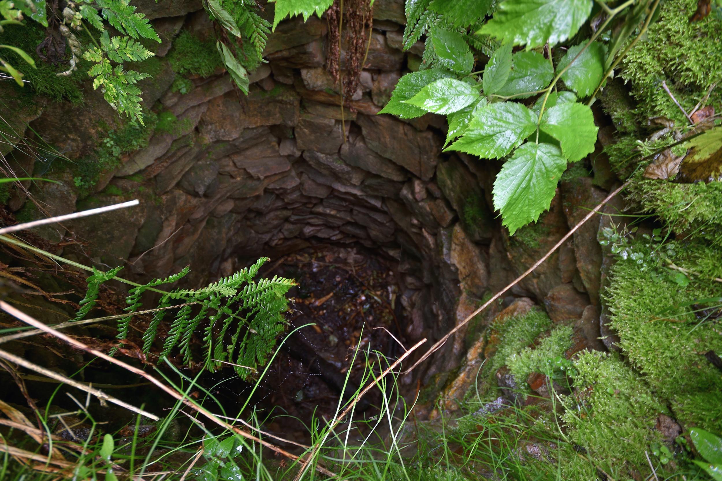 studna v osadě Zastávka