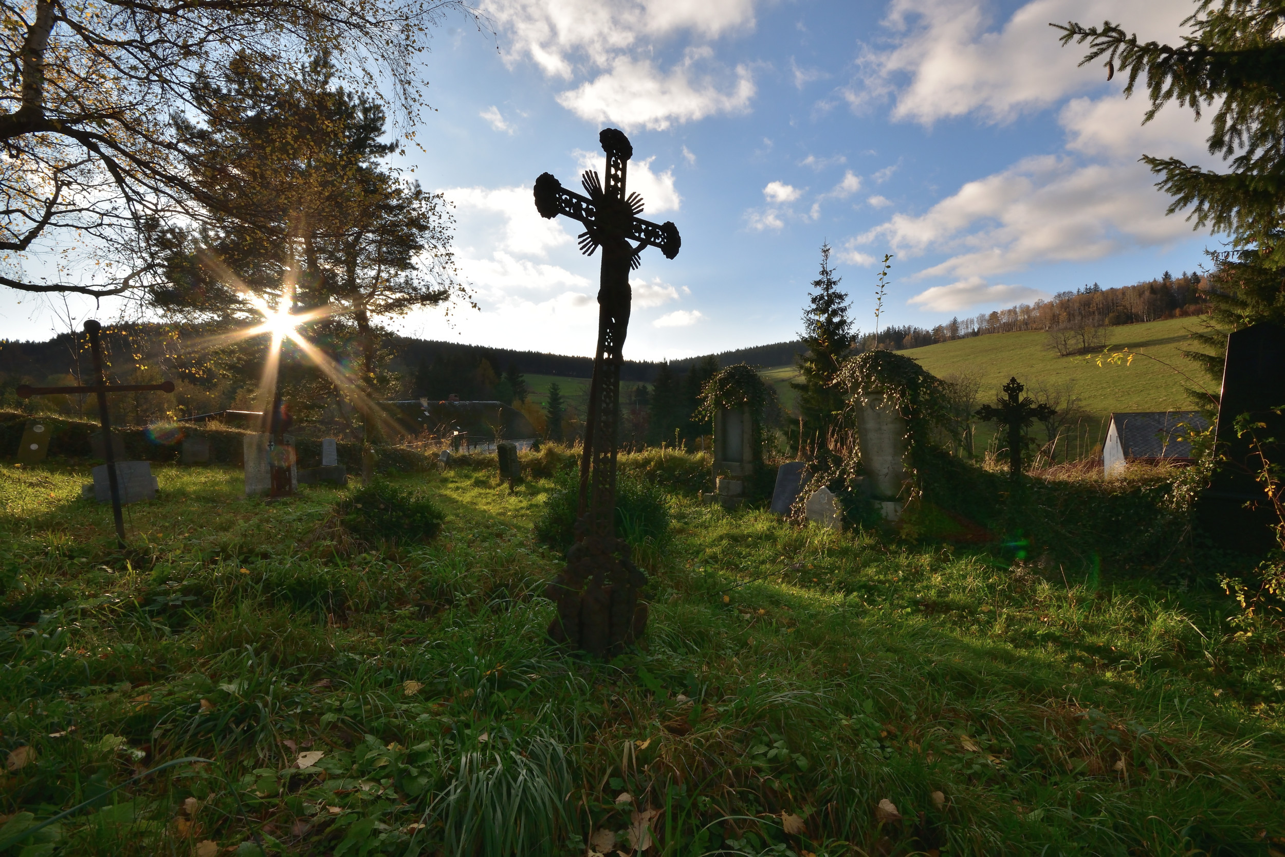Zálesí hřbitov